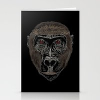 ape Stationery Cards featuring Ape by Mel McIvor