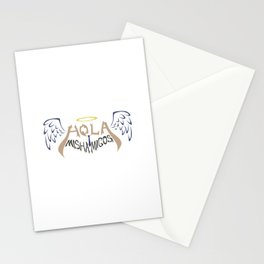 Hola, Mishamigos! Stationery Cards