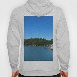 Houseboats On Lake Shasta Hoody