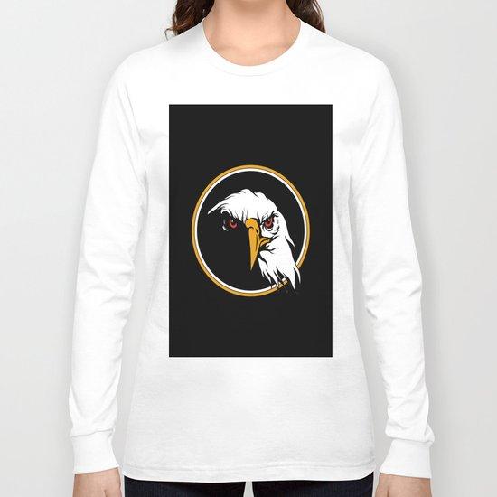 Eagles fly high on Long Sleeve T-shirt