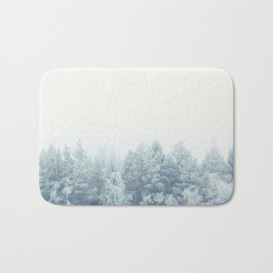 Frosty feelings Bath Mat