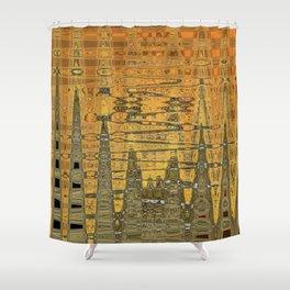 Sagrado Shower Curtain