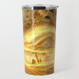 Open Furnace in Space Travel Mug