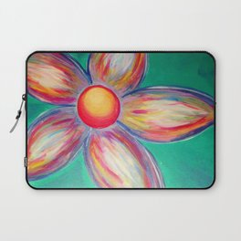 Multi Daisy Laptop Sleeve