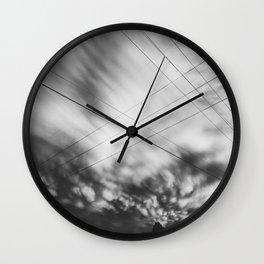 294   west texas Wall Clock