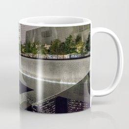 Footprint Fountain - NYC Coffee Mug