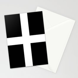 Flag of Cornwall Stationery Cards