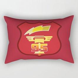 Team 95 - Pit Crew Rectangular Pillow