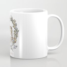 "Illustration from the video of the song by Wilder Adkins, ""When I'm Married"" (no names on it) Coffee Mug"