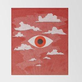 Safety Matches: Psyche Throw Blanket