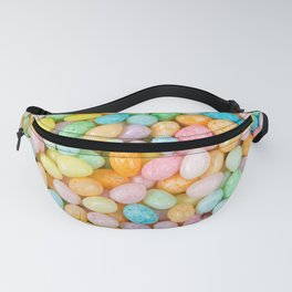 Happy Easter Speckled Jelly Beans Fanny Pack