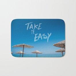 Take it easy II Bath Mat