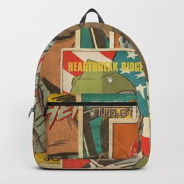 coming to america Backpack