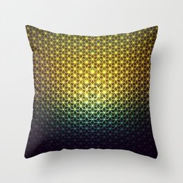 Asanoha 04 Throw Pillow