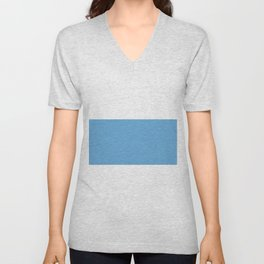 flag of Tucuman Unisex V-Neck