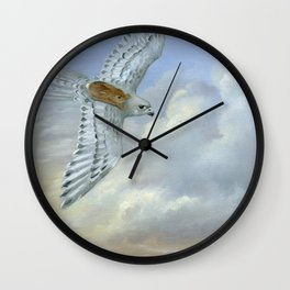 Isabella to the Sky Wall Clock