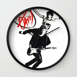 DARYL HALL & JOHN OATES Wall Clock