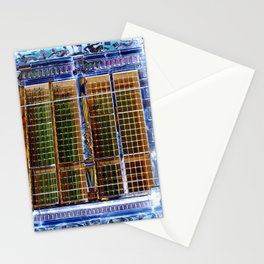 Beauty Faces Stationery Cards