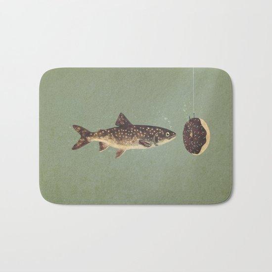 Irresistible Bait  Bath Mat