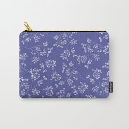 Gisophila blue Carry-All Pouch