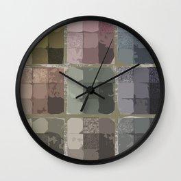 Planet Rock Wall Clock