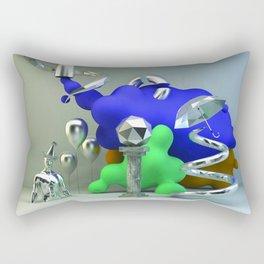 Poly Fume 01 Rectangular Pillow
