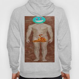 Fire Crotch Hoody
