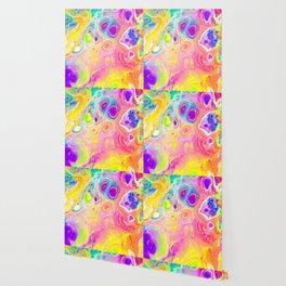 Rainbow Cells Wallpaper
