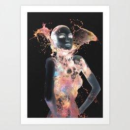 In Color Art Print