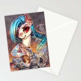 MLP: Jinx Stationery Cards