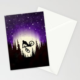 Moon Whip Stationery Cards