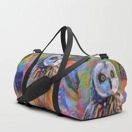 I Believe in Magic Duffle Bag