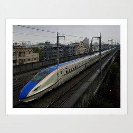 Tokyo 3407 Art Print