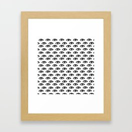 Beady Eye 05 Framed Art Print