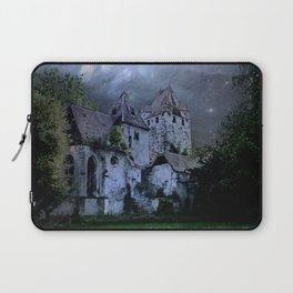Darkness Halloween Castle Laptop Sleeve
