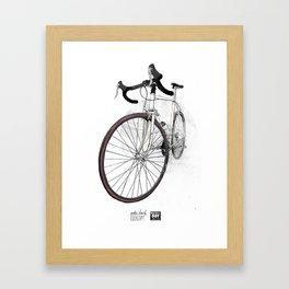 Steel Is Real Framed Art Print