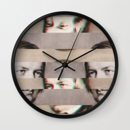 The Decomposed Composer Schumann Wall Clock