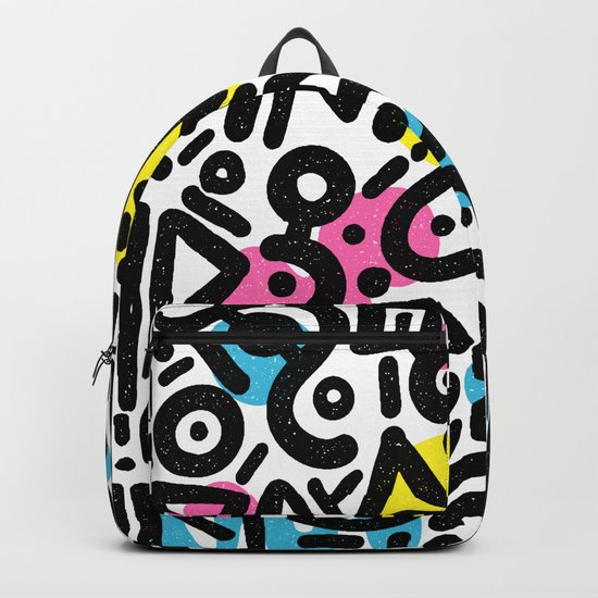 ABSTRACT 012 Backpack