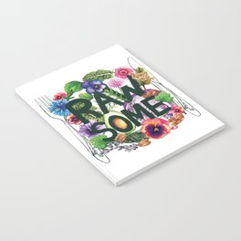 Rawsome - Plant Power Notebook