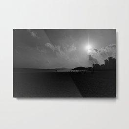 Haeundae Beach. Metal Print