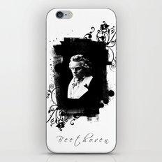 Beethoven iPhone & iPod Skin