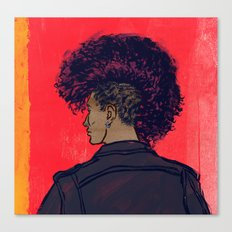 Punx (Reduced price for the Punx!) Canvas Print
