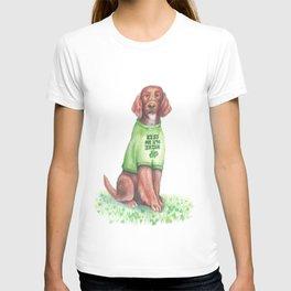 St. Patty's Day Irish Setter T-shirt
