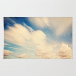 30 second Cloudscape Long Exposure Rug