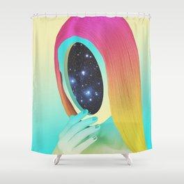 Galexia Shower Curtain