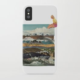 paddle iPhone Case