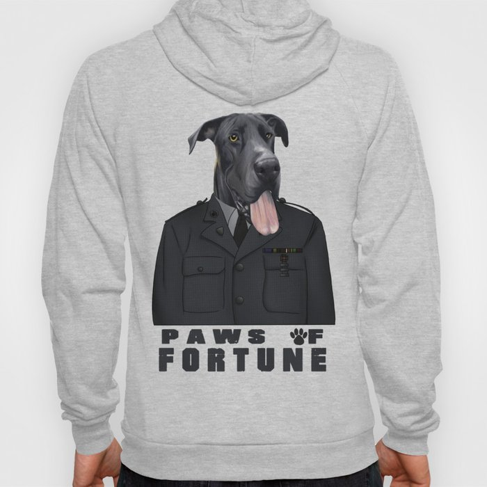 Paws of Fortune Hoody