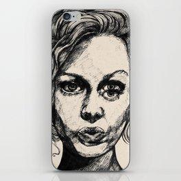 """""""Ela"""" iPhone Skin"""