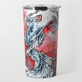 Mermaid Riot Travel Mug