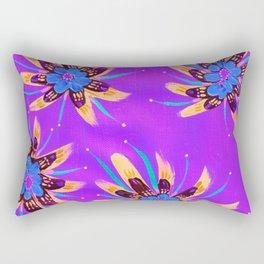 Opal Aria Rose Rectangular Pillow